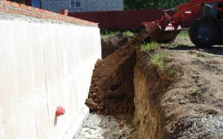 Какой фундамент нужно возводить на глинистой почве
