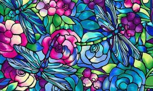 Разнообразие и применение красок по стеклу