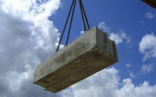 Фундамент из блоков ФБС: плюсы и минусы