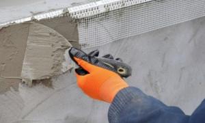 Фасадная шпаклевка под покраску для наружных работ