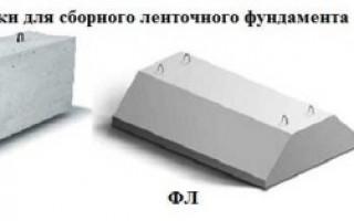 Как класть блоки на фундамент своими руками
