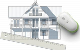 Проектирование и строительство энергоэффективных одноквартирных жилых домов с деревянным каркасом