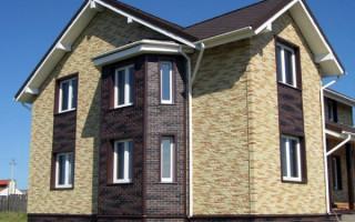 Технология монтажа фасадных панелей и обрешетки на примере облицовки фирмы; Docke