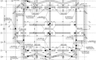 Как сделать план фундамента