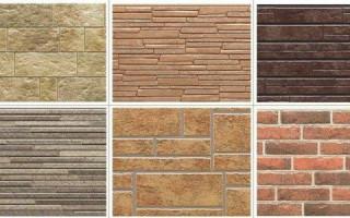 Сравнение видов фасадных панелей для наружной отделки дома