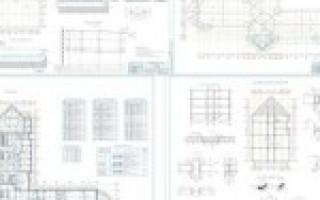Технологическая карта на производство земляных работ и устройство фундаментов