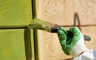 Какая бывает водоэмульсионная фасадная краска для наружных работ: обзор