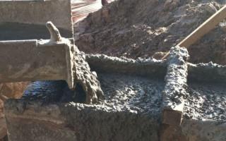 Маркировка и характеристики бетона