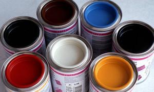 Краски для детского творчества