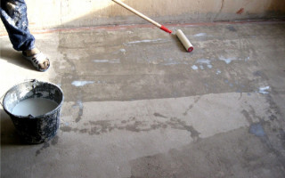 Чем грунтовать бетон при наружных и внутренних работах
