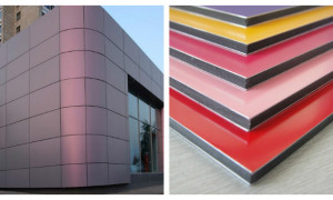 Композитные материалы для фасадов