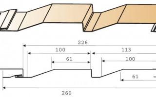 Акриловый сайдинг: виды, монтаж, преимущества, производители