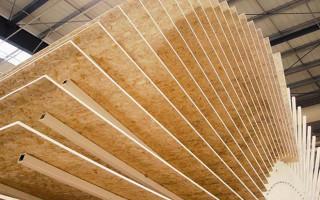 Особенности производства и технические характеристики ОСБ плиты для внешней отделки дома