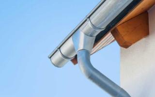 Пластиковые водосточные системы монтаж – Монтаж пластиковой водосточной системы – желоб пластиковый