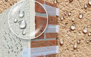 Достоинства и недостатки фасадной силикатной краски