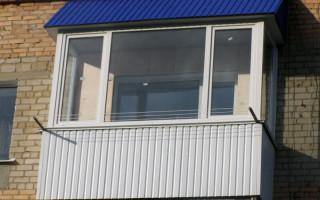 Разновидности наружной отделки балкона своими руками