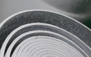 Применение фольгированного изолона и его особенности