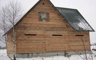 Необходимо ли закрывать продухи в фундаменте на зиму