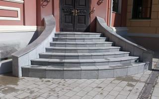 Как залить крыльцо из бетона своими руками
