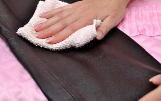 Краска для покрытия изделий из кожи — разновидности и технология нанесения