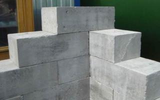 Какой фундамент нужен для двухэтажного дома из пеноблоков