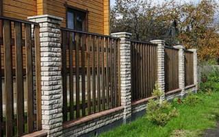Расстояние от забора до дома: закон и нормативы СНиП 2019-2020 для ИЖС и СНТ