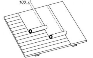 Характеристики рубероида РКП-350 как дешевого и качественного материала