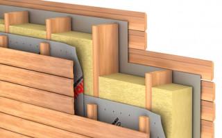 Необходимо ли делать пароизоляцию при утеплении каркасного дома пенопластом