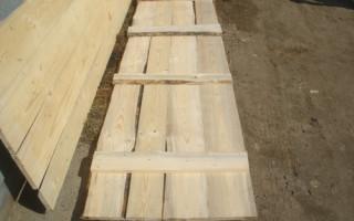 Деревянная опалубка для фундамента