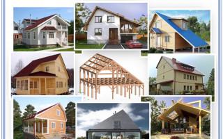 Двускатная крыша с разными скатами: покоряем геометрию асимметричности
