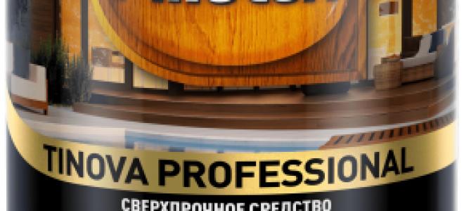 Пинотекс: производитель составов для наружной обработки деревянных фасадов