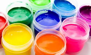 Пальчиковые краски для малышей; Рецепт приготовления