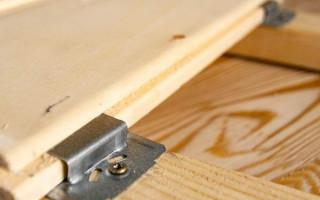 Что такое кляймер для мебели и как его установить