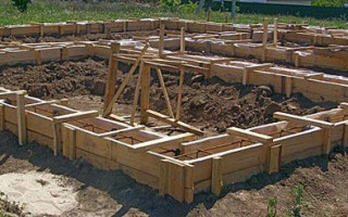 Фундамент Под Подвал Своими Руками: Как Залить