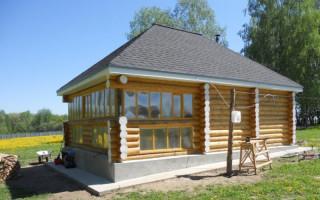 Четырехскатная крыша; расчет размеров, описание конструкции и ее установка (90 фото)