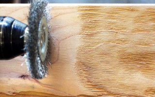8 способов состаривания древесины