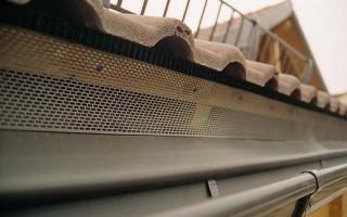 Подкровельная вентиляция крыши: назначение и устройство