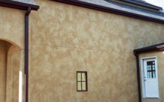 Виды и характеристики фактурной фасадной краски для наружных работ