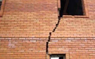Как усилить фундамент кирпичного дома