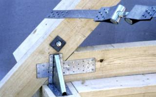 Расчет стропил односкатной крыши – Онлайн-калькулятор